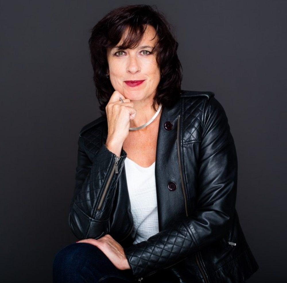 Frédérique Cintrat, auteure, conférencière, connectrice  #FemmeInspiranteForbes2020